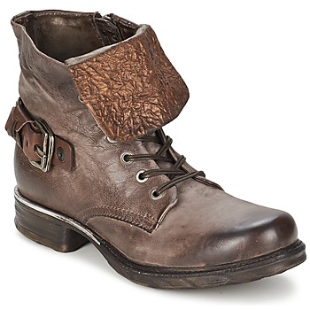 Shoes Women Mid boots Airstep / A.S.98 COLLI TAUPE