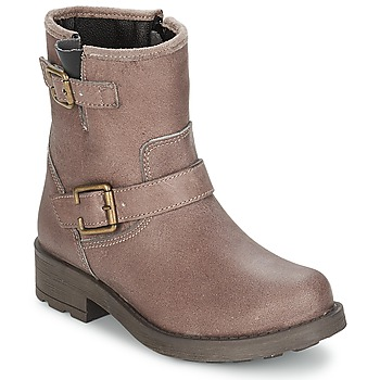 Shoes Girl High boots Citrouille et Compagnie JENY Taupe