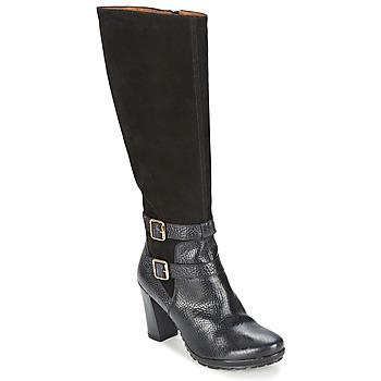 c35b30246bd8d4 Shoes Women High boots Hispanitas ARIZONA Black