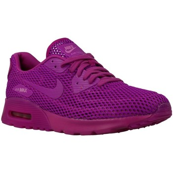 Shoes Women Low top trainers Nike W Air Max 90 Ultra BR Violet