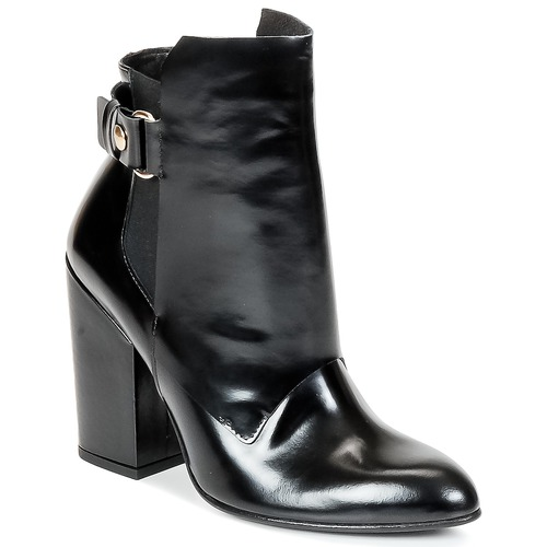 Shoes Women Shoe boots Paul & Joe MARCELA Black