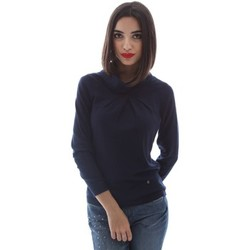 Clothing Women Jackets / Cardigans Nero Giardini A660340D Jumper Women Blue Blue
