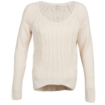 Clothing Women jumpers Mexx 6BITS092 Beige