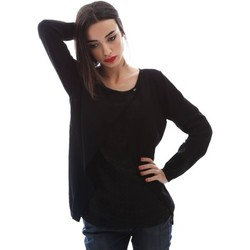 Clothing Women Jackets / Cardigans Nero Giardini A660320D T-shirt Women Black Black