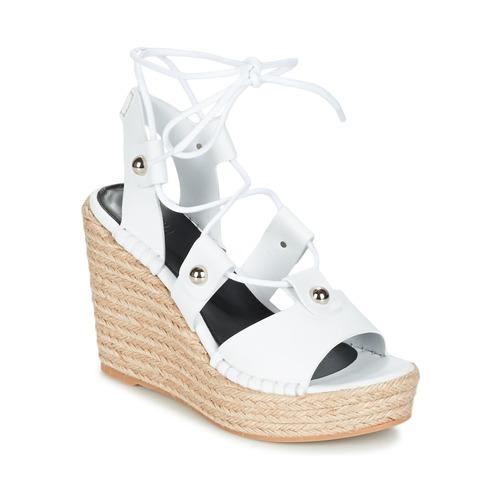 Shoes Women Sandals Sonia Rykiel 622908 White