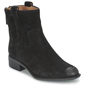 Shoes Women Mid boots Nine West JARETH Black