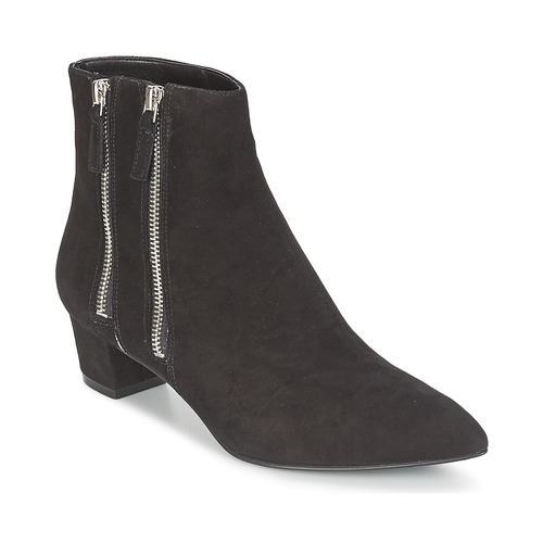 Shoes Women Ankle boots Nine West TUNICA Black