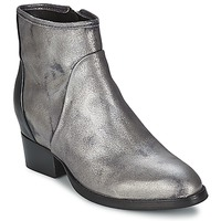 Shoes Women Ankle boots Catarina Martins METAL DAVE Silver