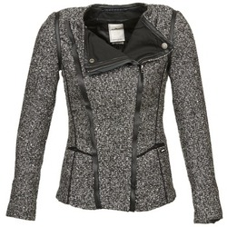 Clothing Women Jackets / Blazers Replay W7966 Grey