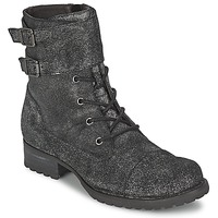 Shoes Women Mid boots One Step IDAN Silver