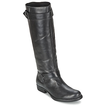 Shoes Women High boots One Step IANNI Black