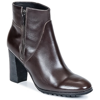 Shoes Women Ankle boots One Step ISIAH Choco