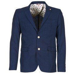 Clothing Men Jackets / Blazers Serge Blanco BOSTON Marine