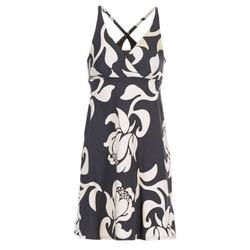 Clothing Women Short Dresses Patagonia AMBER Black / White