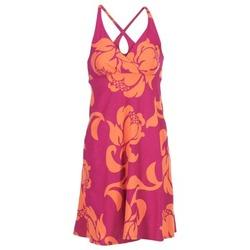 Clothing Women Short Dresses Patagonia AMBER Pink / CORAL