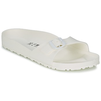 Shoes Men Mules Birkenstock MADRID EVA White