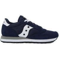Shoes Men Low top trainers Saucony JAZZ  NAVY WHITE    131,3