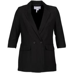 Clothing Women Jackets / Blazers BCBGeneration ISABEL Black