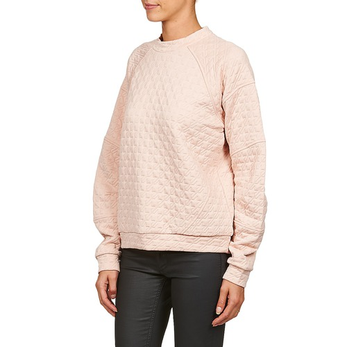 BCBGeneration ALICIA Pink - Free delivery  ! - Clothing sweaters Women   62.40