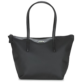 Bags Women Shopping Bags / Baskets Lacoste L.12.12 CONCEPT S Black