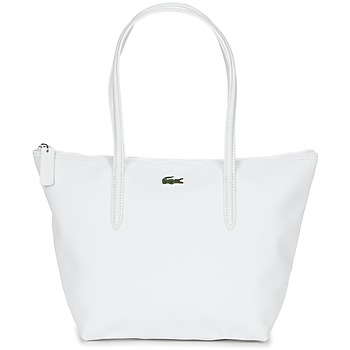 Bags Women Shopping Bags / Baskets Lacoste L.12.12 CONCEPT S White