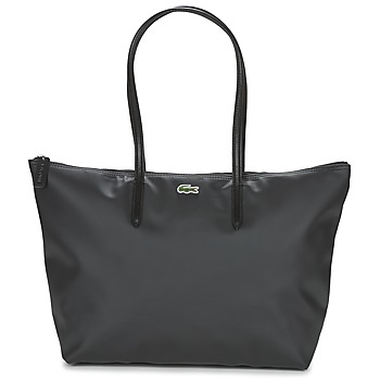 Bags Women Shopping Bags / Baskets Lacoste L.12.12 CONCEPT L Black