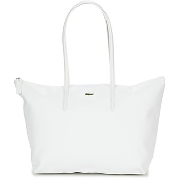 Bags Women Shopping Bags / Baskets Lacoste L.12.12 CONCEPT L White