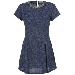 Clothing Women Short Dresses Betty London FLINATE Marine