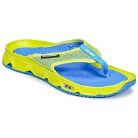 Shoes Men Flip flops Salomon RX BREAK Yellow / Blue
