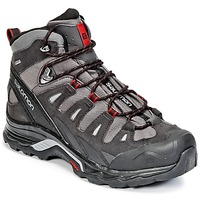 Shoes Men Walking shoes Salomon QUEST PRIME GTX® Magnet /  BLACK / RED / Dalhia