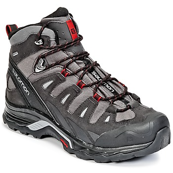 Shoes Men Walking shoes Salomon QUEST PRIME GTX® Grey / Black / Red