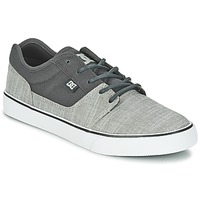 Shoes Men Low top trainers DC Shoes TONIK TX SE M SHOE 011 Coal / Grey
