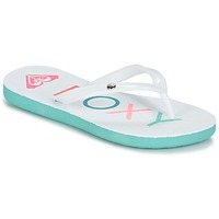 Shoes Girl Flip flops Roxy RG SANDY G SNDL WBL Blue