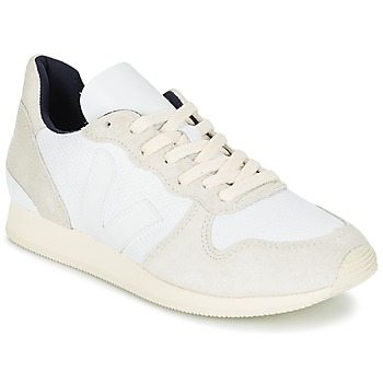 Shoes Women Low top trainers Veja HOLIDAY LOW TOP White / Beige