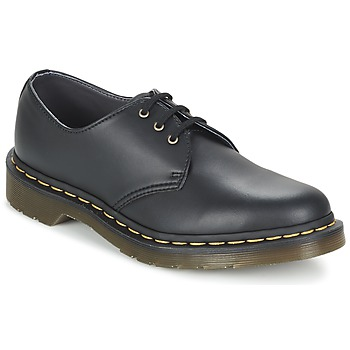 Shoes Mid boots Dr Martens VEGAN 1461 Black