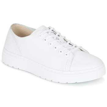 Shoes Low top trainers Dr Martens DANTE White