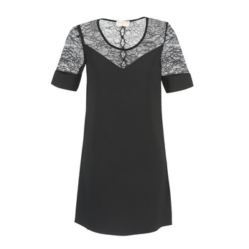 Clothing Women Short Dresses Moony Mood FUFU Black
