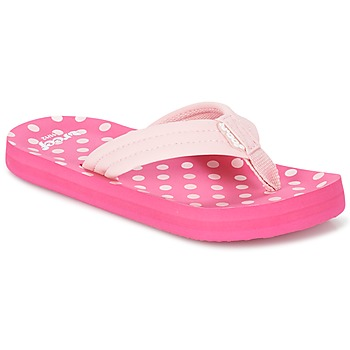 Shoes Girl Flip flops Reef LITTLE AHI Pink