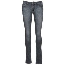 Clothing Women Slim jeans Cimarron LANA Grey