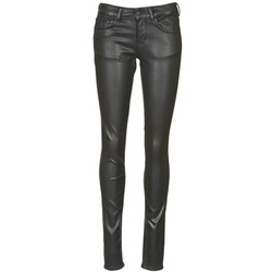 Clothing Women slim jeans Cimarron ROSIE JEATHER Black