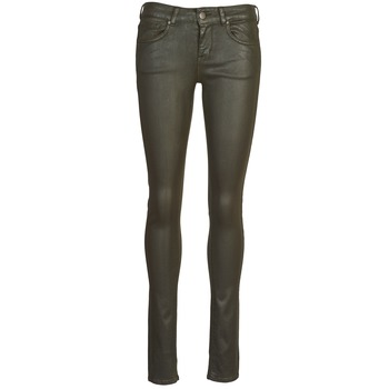 Clothing Women 5-pocket trousers Cimarron ROSIE JEATHER KAKI