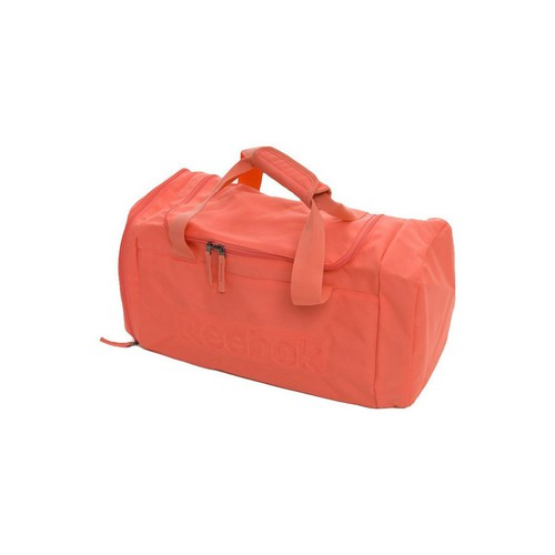 Bags Men Luggage Reebok Sport LE S Grip Orange