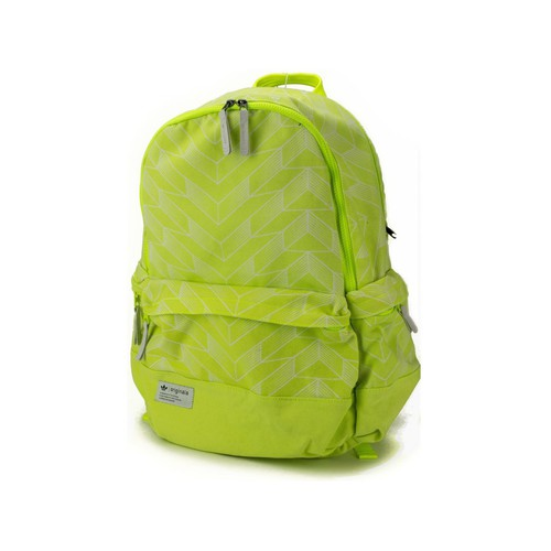 Bags Men Rucksacks adidas Originals BL Backpack Green