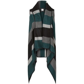 Clothing Women Jackets / Cardigans Vero Moda - Women Doris Stripe Ethnic Waistcoat Green