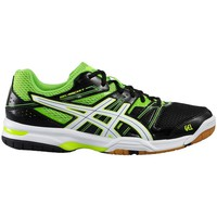 Shoes Men Multisport shoes Asics Gelrocket 7 Green