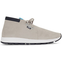 Shoes Men Hi top trainers Native Shoes AP Chukka Hydro Boot Grey