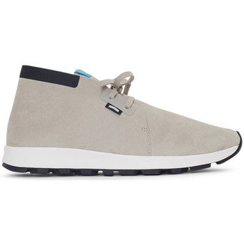 Shoes Men Hi top trainers Native AP Chukka Hydro Boot Grey Grey