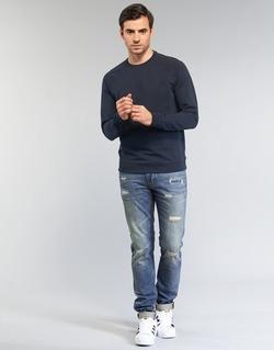 Clothing Men slim jeans Armani jeans NAKAJOL Blue