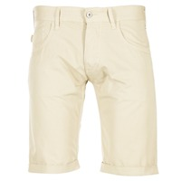 Clothing Men Shorts / Bermudas Armani jeans OFAGORA BEIGE
