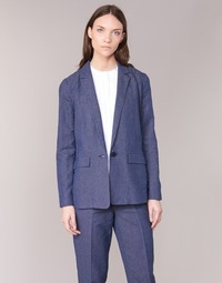 Clothing Women Jackets / Blazers Armani jeans FADIOTTA Blue